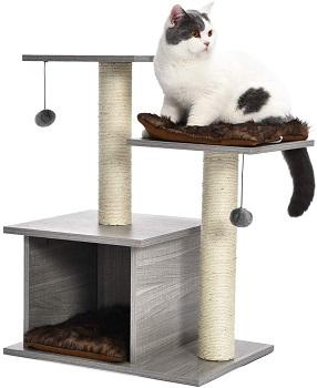 Oak & Paw Cat Resort Luxury Cat Tree Review