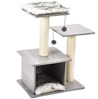 Oak & Paw Cat Resort Luxury Cat Tree Summary