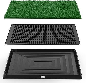 PETMAKER Artificial Grass Bathroom Mat Review