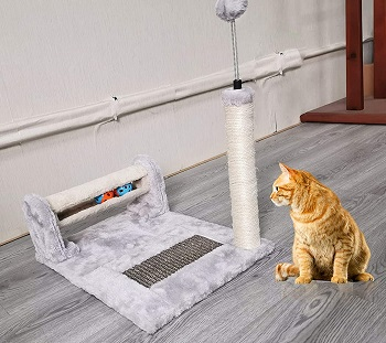 PGFUN 3 in 1 Scratching Post review