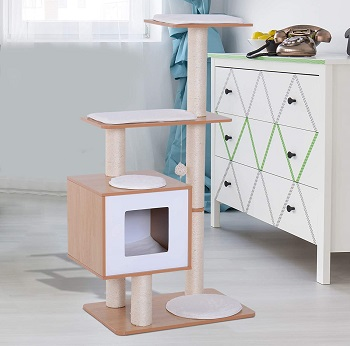 Pawhut Cat Tree review