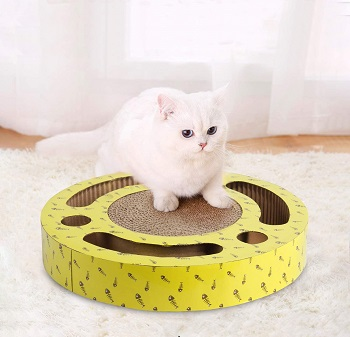Pawise Cat Scratcher review
