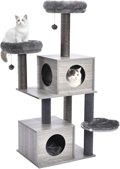 Pawz 2 Super Large Condo Tree Review
