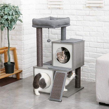 Pawz Cat Tree Condo Modular Review