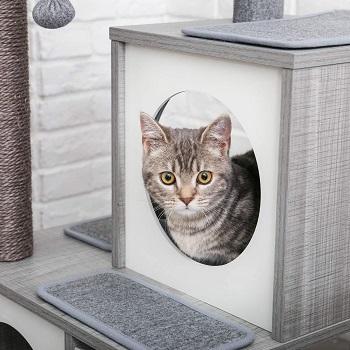 Pawz Cat Tree Condo Modular