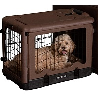 Pet Gear 4 Door Small Dog Crate Summary