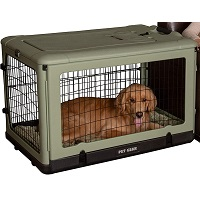 Pet Gear The Other Door Steel Crate Summary