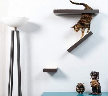 PetFusion Simple Cat Furniture Shelves