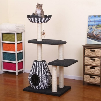 PetPals Ace Sphere Tree For Cats Review