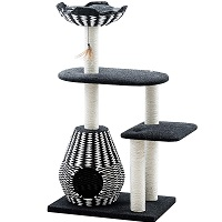 PetPals Ace Sphere Tree For Cats Summary