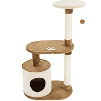 Petmaker Condo Scratching Cat Tower Summary