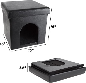 Petmaker Modular Cat Condo Review