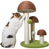 PetnPurr Cat Tree Mushroom Summary