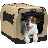 Petnation Port-A-Crate Home for Pets Summary