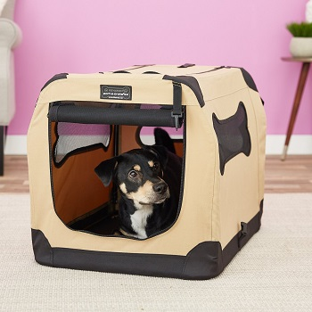 Petnation Port-A-Crate Home for Pets