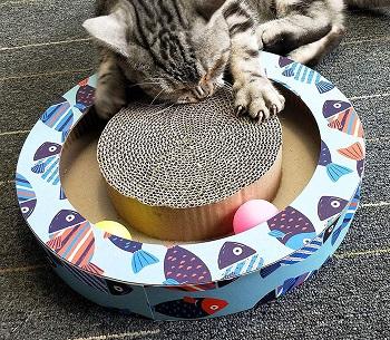Petper Cat Scratcher review