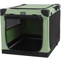 Petsfit Portable Soft Collapsible Dog Crate Summary