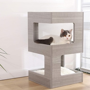 Polis Bebe Modern Corner Cat Tree Review