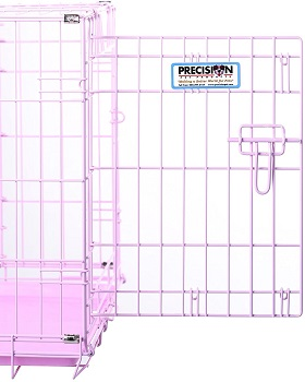 Precision Pet Double Door Crate