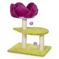Prevue Flower Power Cat Tree Summary