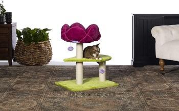 Prevue Flower Power Cat Tree