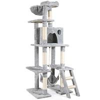 Rabbitgo Multi-Level Cat Tree Summary