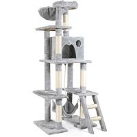 Rabbitgoo Multi-Level Tree For Cats Summary
