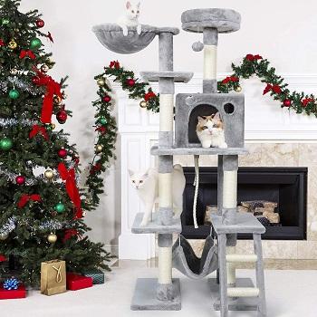Rabbitgoo Multi-Level Tree For Cats
