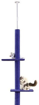 S-Lifeeling Purple Cat Tree Review