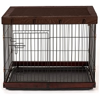SIMPLY + Wood & Wire Dog Crate Summary