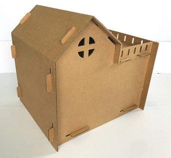 Seny Cardboard House review
