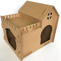 Seny Cardboard House summary