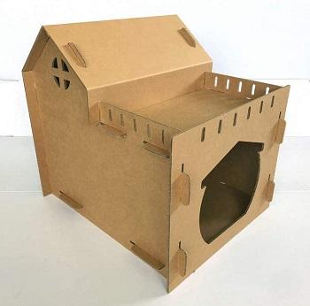 Seny Cardboard House