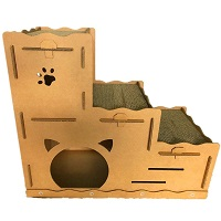 Seny Cat House summary