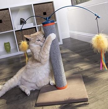 SmartyKat Scratching Post