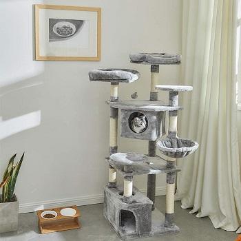 Superjare Fun Cat Furniture Tree Review