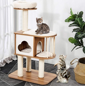 Tangkula Cat Tree review