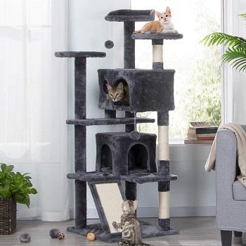 Topeakmart Multi-Level Cat Tree Review