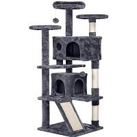 Topeakmart Multi-Level Cat Tree Summary