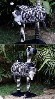 Topkitch Interesting Cat Tree