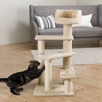Trixie Spiral Senior Cat Tree Review