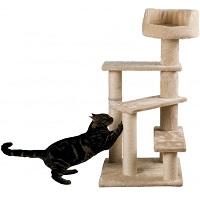 Trixie Spiral Senior Cat Tree Summary