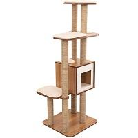 Vesper High Base XL Cat Tree Summary