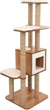 Vesper High Base XL Cat Tree