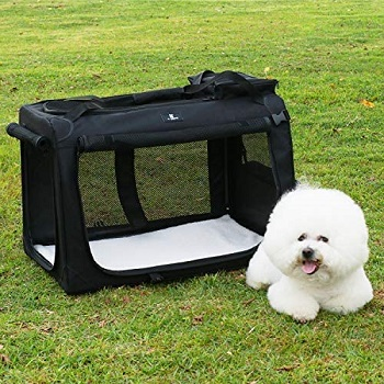 BEST TRAVEL 40 IN DOG CRATE