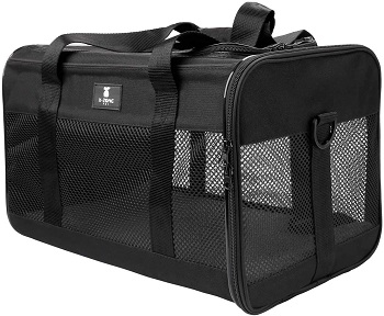 X-ZONE PET Pet Travel Carrier Review