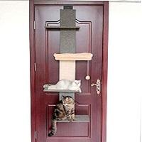 XXJF Door Hanging Cat Tower Summary