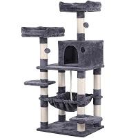 Yaheetech Luxurious Sisal Cat Tree Summary