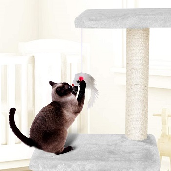 Yohoz Minimalist Cat Tower Review