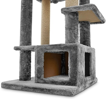 You & Me Deluxe Clubhouse 7 Level Cat Tree